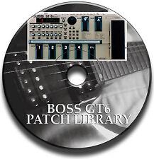 boss gt 100 tutorial