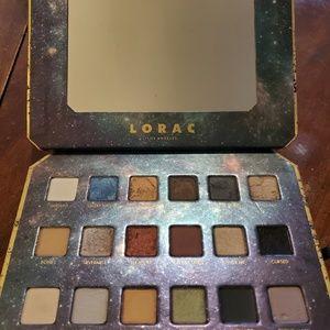 lorac pro 3 palette tutorial