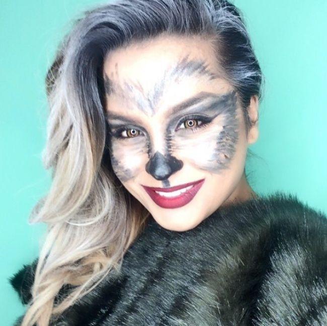 werewolf makeup tutorial youtube