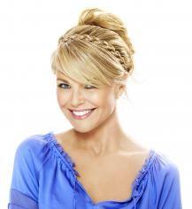 christie brinkley makeup tutorial