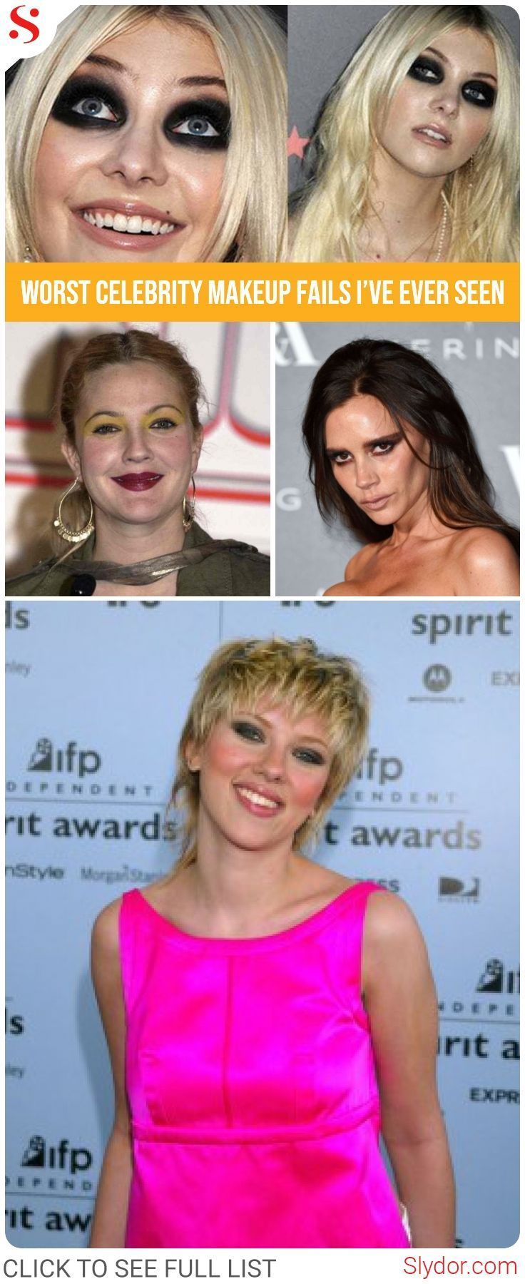 makeup tutorial fail gone wrong