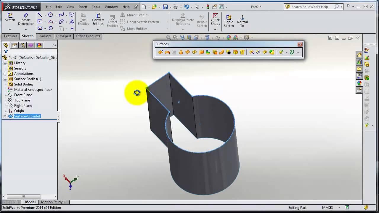 solidworks 2014 tutorial videos
