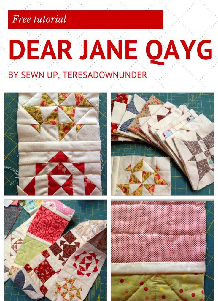 quilt as you go blocks tutorial