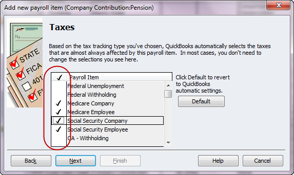 quickbooks payroll taxes tutorial