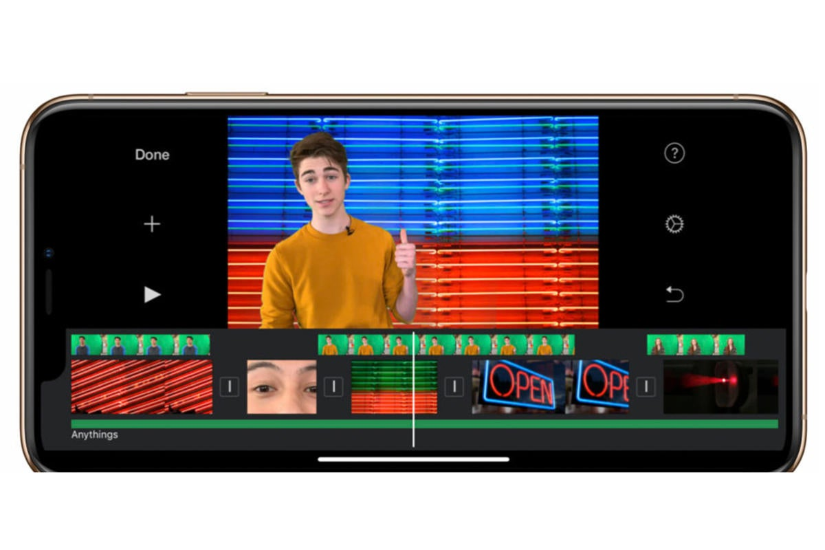 green screen imovie tutorial