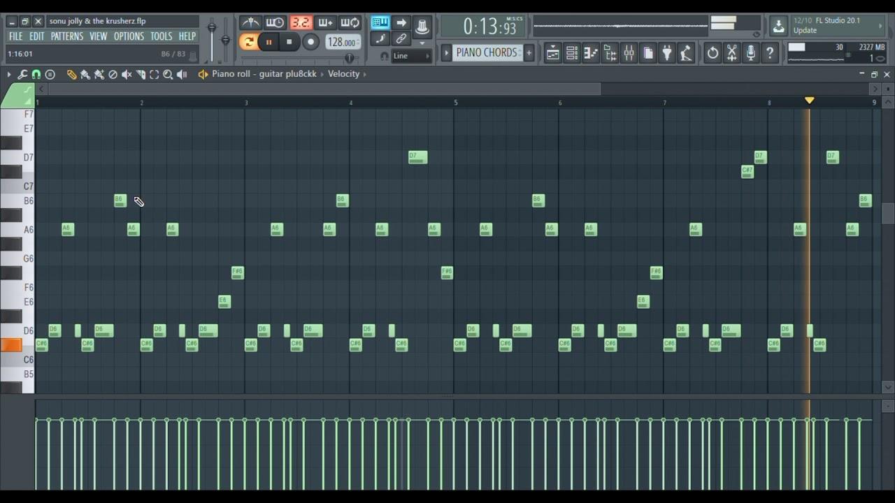 fl studio tutorial house music