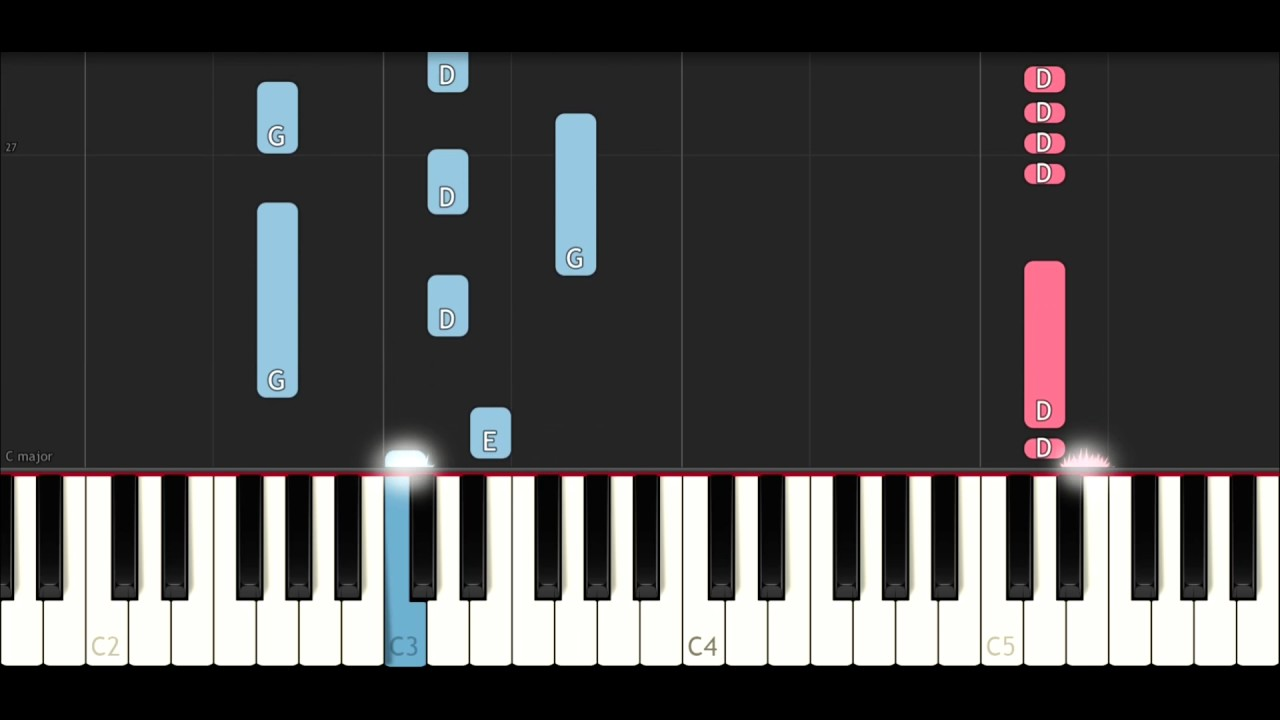 6 10 piano tutorial