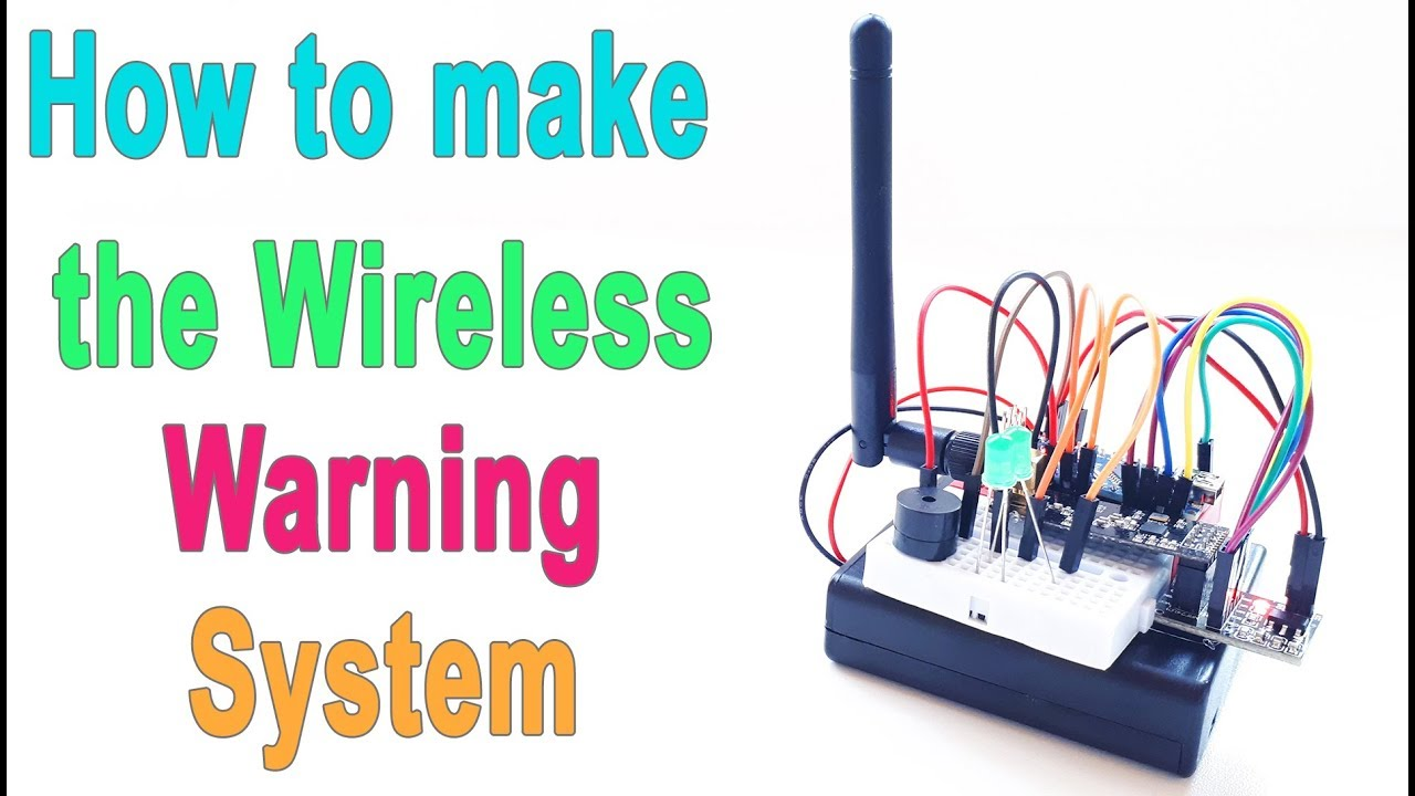 arduino wireless communication tutorial