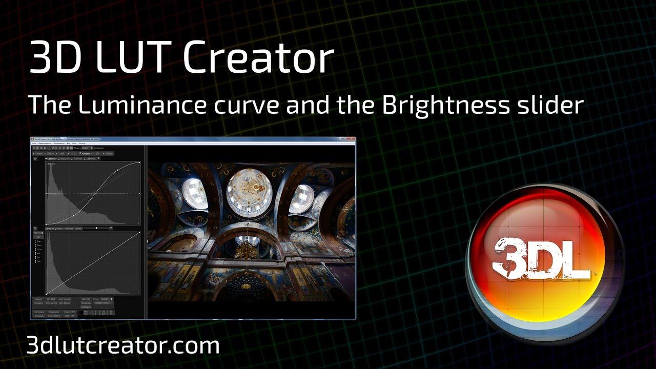 3d lut creator tutorial
