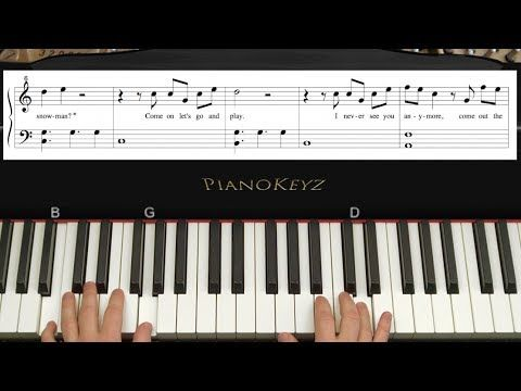 online piano tutorial for beginners
