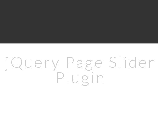 one page parallax tutorial