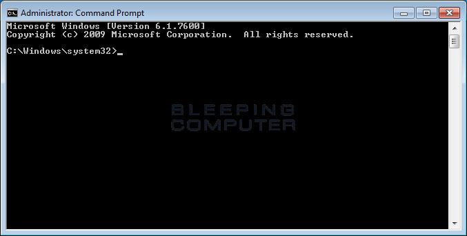 windows command line tutorial