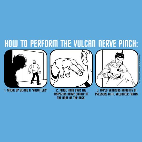 vulcan nerve pinch tutorial