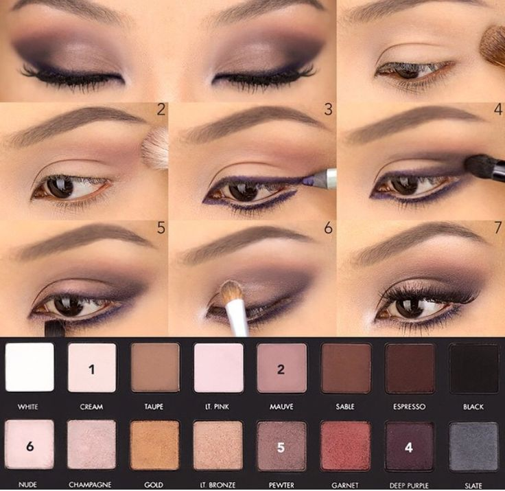 first time makeup tutorial