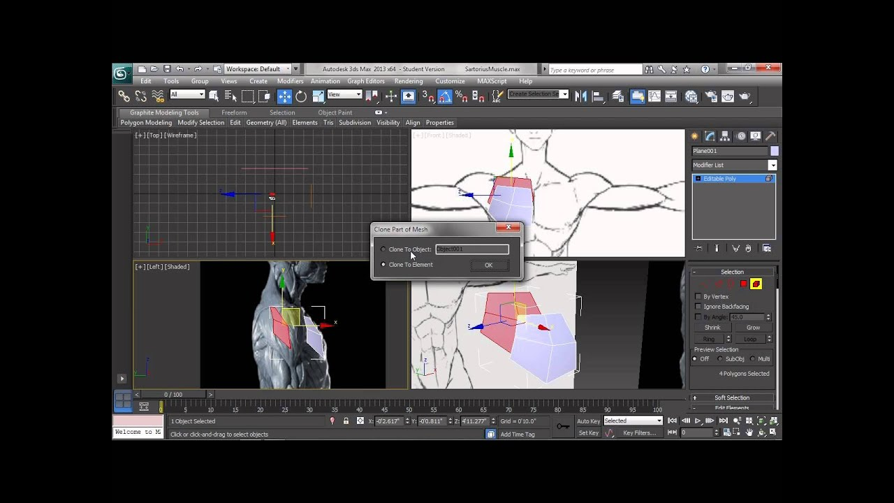 3ds max character tutorial
