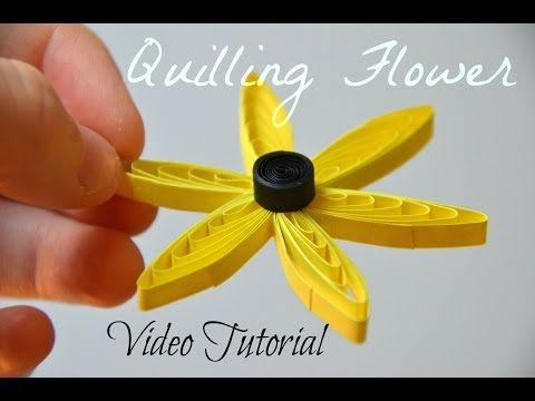 paper quilling basic shapes techniques tutorial