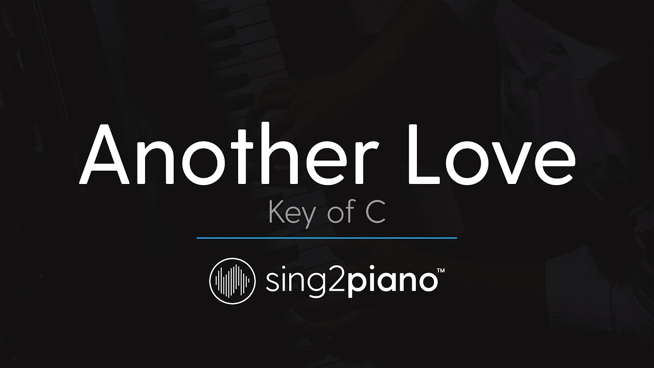 another love piano tutorial