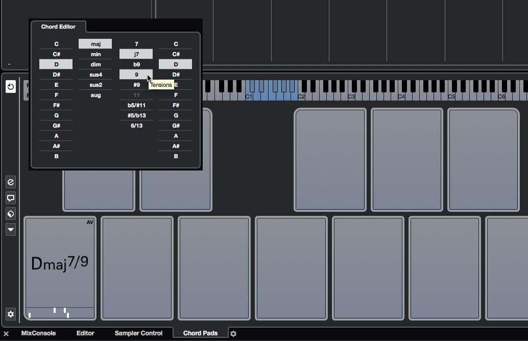 cubase 8 chord track tutorial