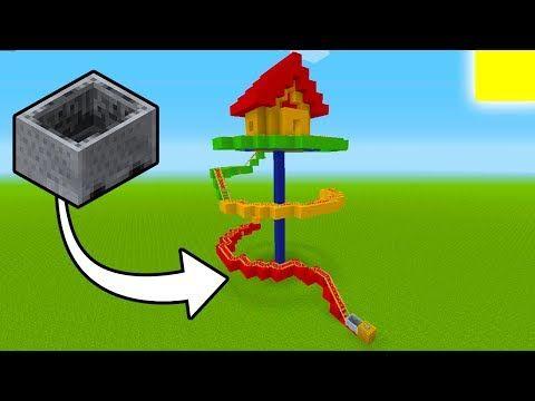 minecraft water wheel tutorial