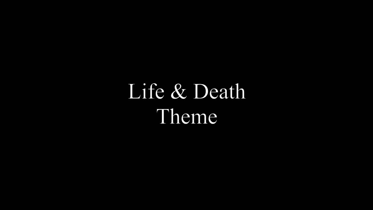 life and death piano tutorial