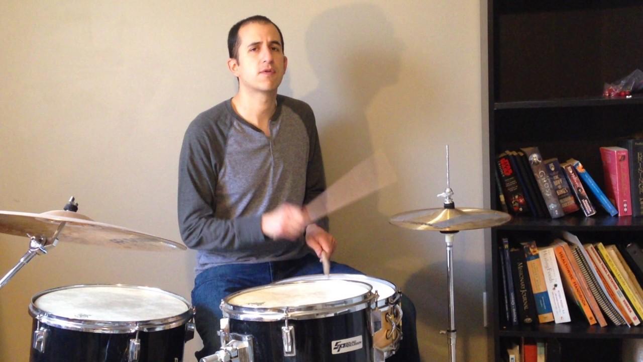 drum tutorial for kids