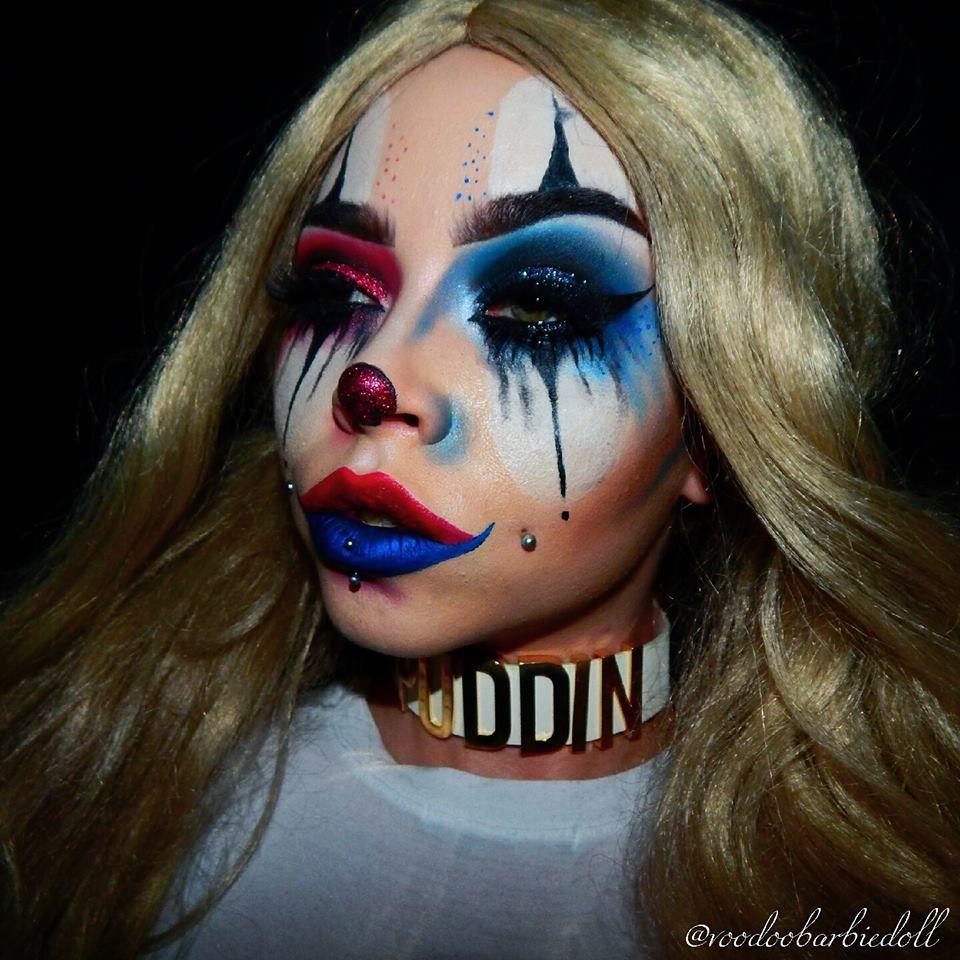 sad clown makeup tutorial