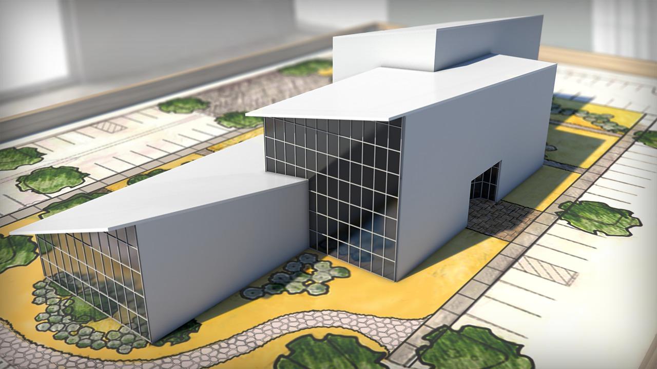 autocad architecture 3d tutorial pdf
