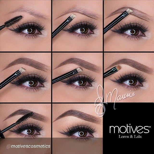 blonde eyebrow pencil tutorial