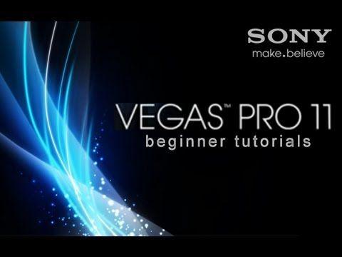 sony vegas pro 11 tutorial