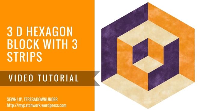 10 minute quilt block tutorial