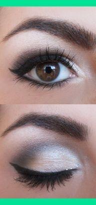 youtube eyeshadow tutorial for brown eyes