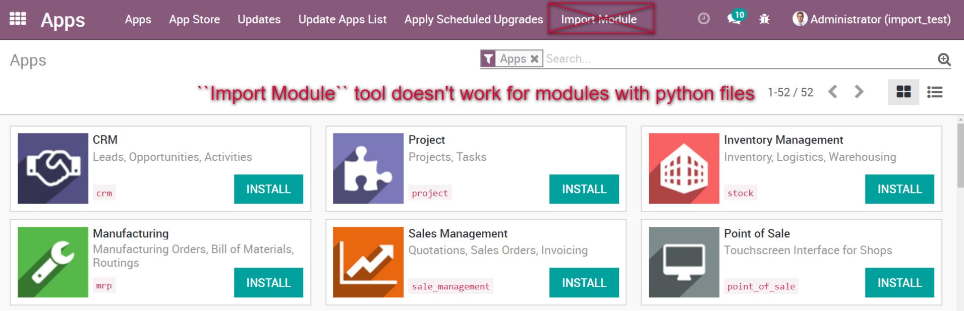 odoo module development tutorial