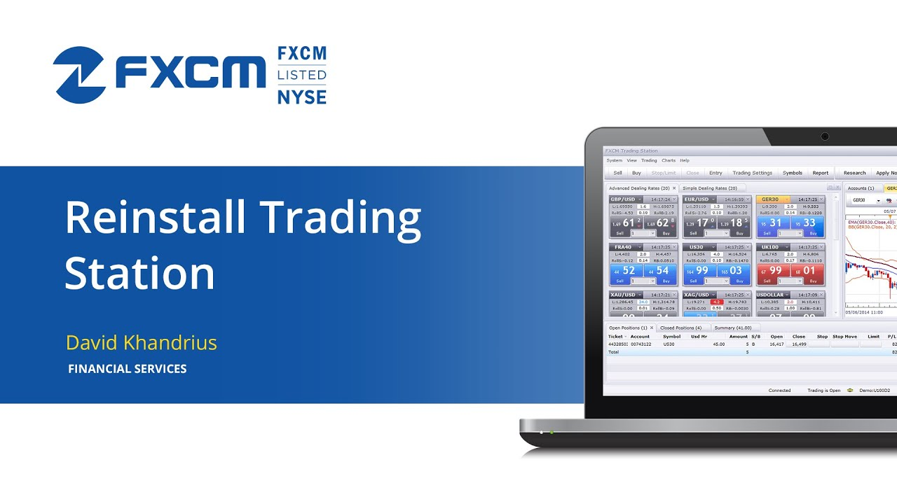 fxcm trading station tutorial