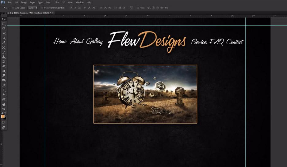 dreamweaver website design tutorial