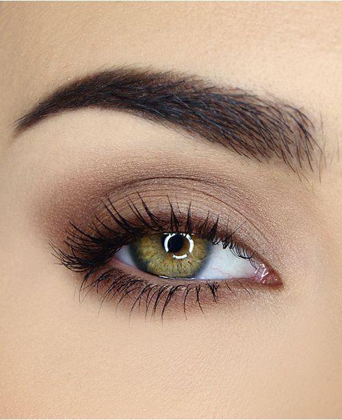 matte brown eyeshadow tutorial
