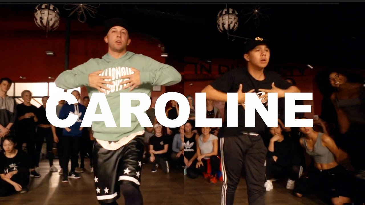 matt steffanina caroline tutorial
