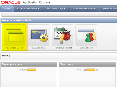 apex application builder tutorial