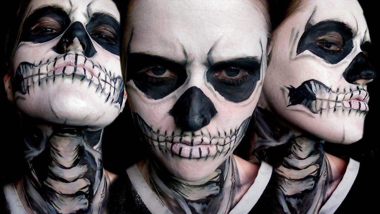 american horror story makeup tutorial