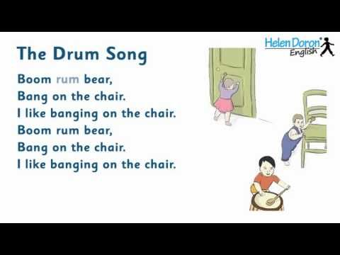 drum tutorial for kids