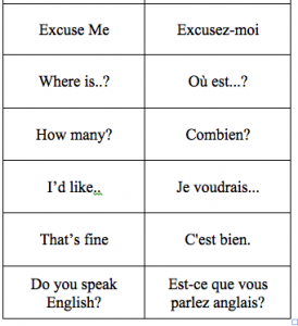 french tutorial for beginners