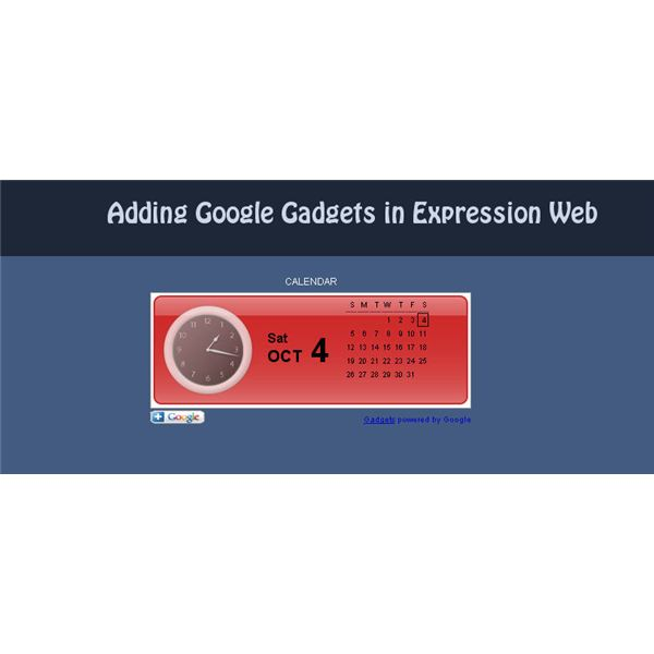 microsoft expression web tutorial for beginners