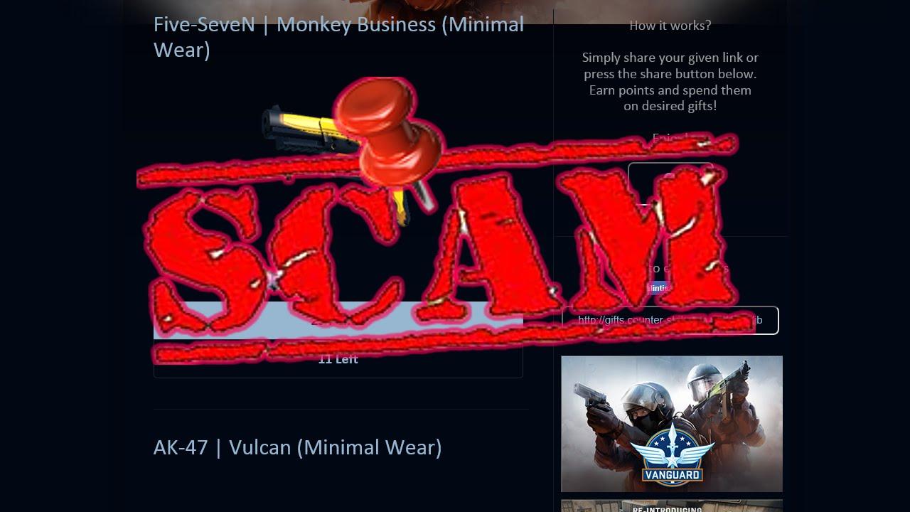 cs go scamming tutorial