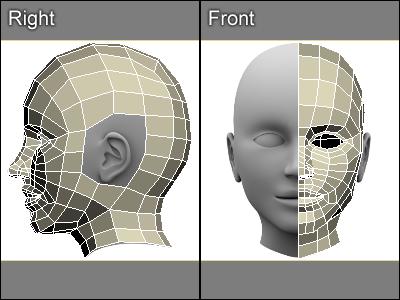maya head modeling tutorial