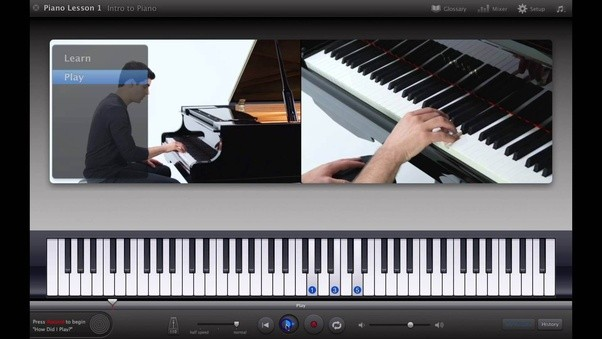 best piano tutorial for beginners