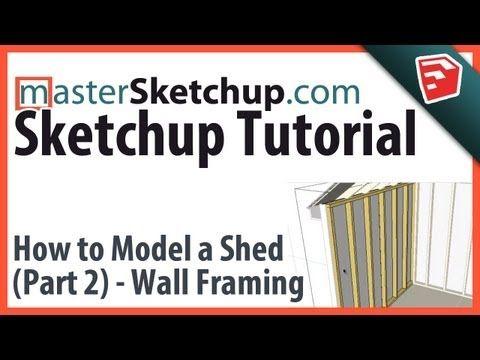 sketchup tutorial part 2