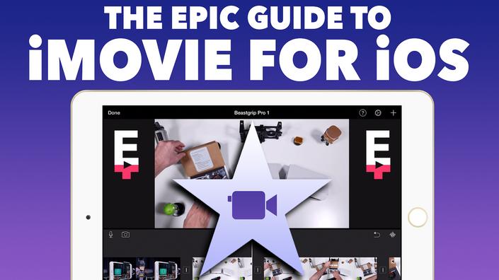 imovie app tutorial for iphone