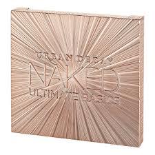 naked basics palette tutorial