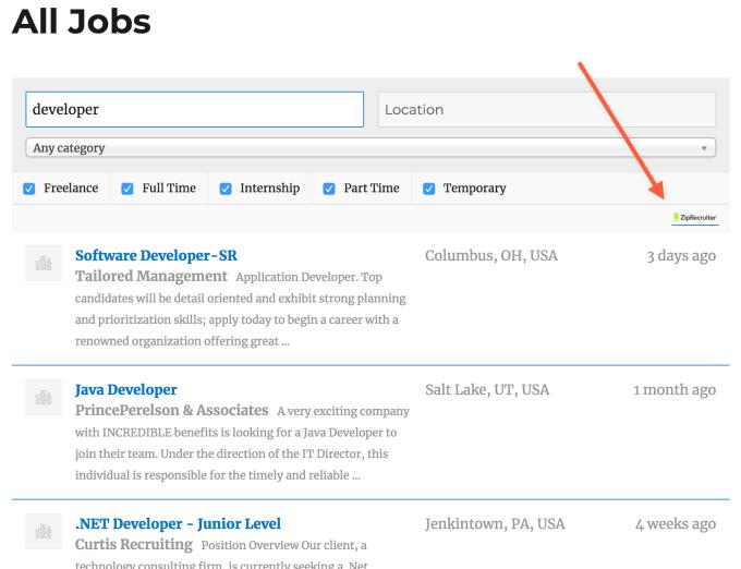 wordpress job manager plugin tutorial