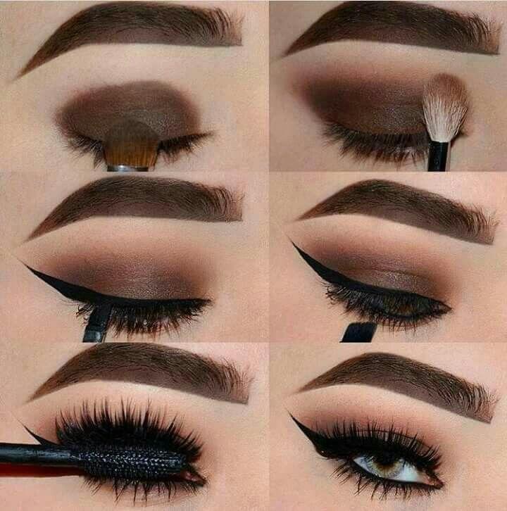 easy liquid eyeliner tutorial