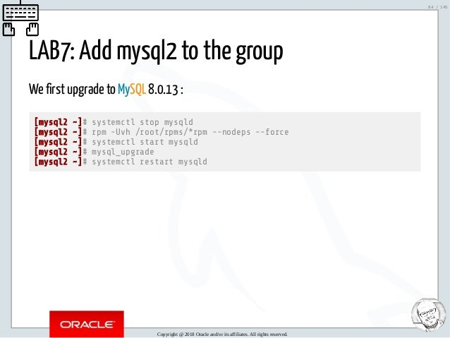mysql gtid replication tutorial